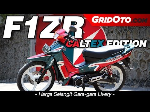 F1ZR Caltex Edition, Seri F1ZR Yang Harganya Selangit