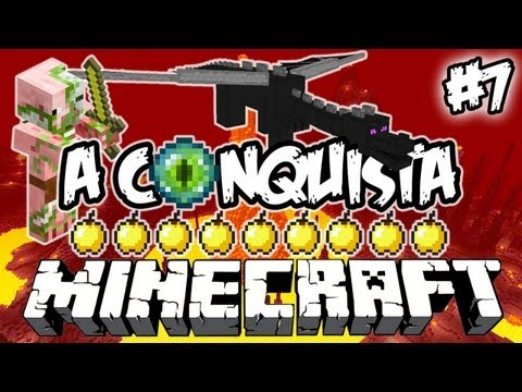 Regresso INFERNAL! - A Conquista 7: Minecraft