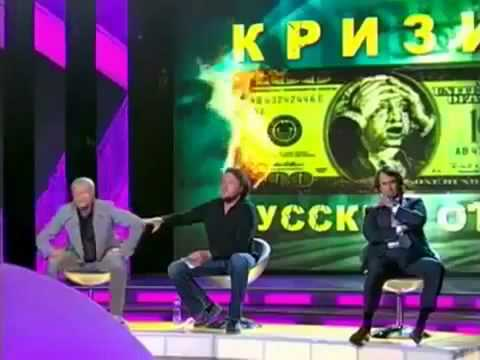 Billionaire Alexandre Lebedev punches another CEO on Live Russian TV
