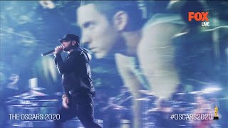 "The Oscars 2020 | Legendary comeback from Eminem ""Lose Yourself"" Live 