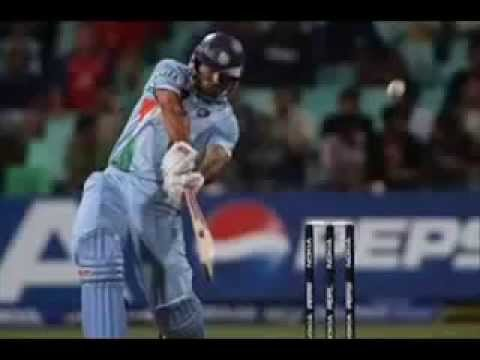 Yuvraj Singh Six Sixes In An Over .entertainment Entertainment Entertainment video