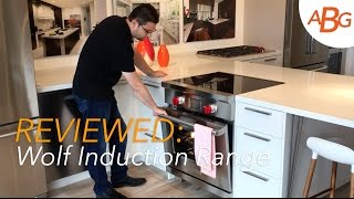 Wolf Induction Range Review IR304PE/S - New for 2016