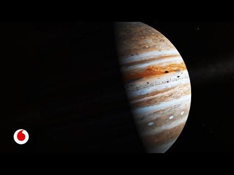 Así funciona Juno, la sonda que nos permitirá saber cómo se formó el sistema solar