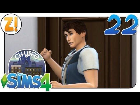 Sims 4 [Citylife Challenge]: Nachbarschaftsstreit #22 | Let's Play [DEUTSCH]