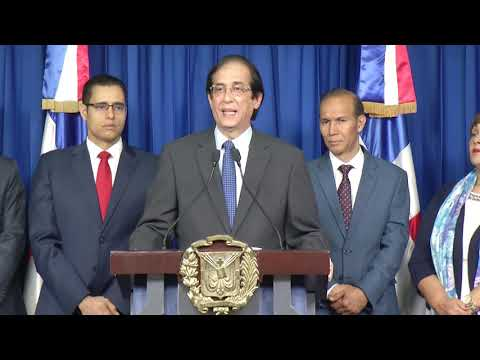 El presidente Danilo Medina promulgó, mediante ley 13-20, la reforma a la seguridad social.