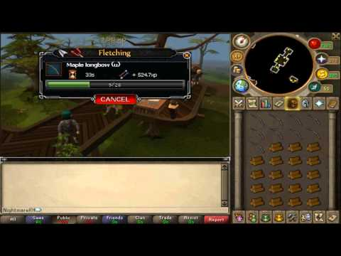 Runescape Evolution Of Combat Basic Money Making Guide (Commentary)