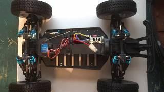 Cheap 1/10 RC buggy build - Part 1
