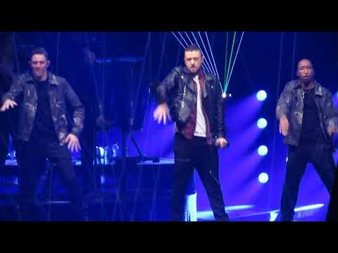 Justin Timberlake - Filthy - Man of the Woods Tour - Boston 4/5/18 - FULL