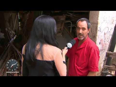 Rompimento de adutora prejudica sete imóveis na Grande São Paulo | Primeiro Impacto (21/11/170