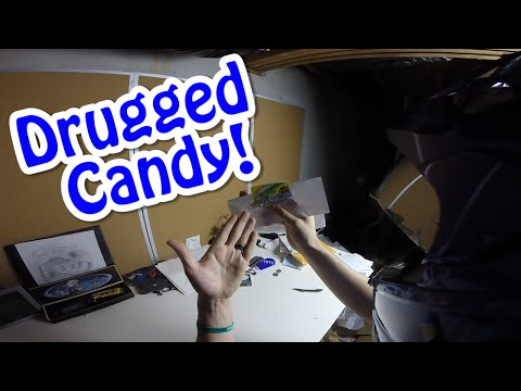 Drugged Candy!! + WHAT ARE THOSE!!
