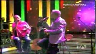 Mariela Condo y Alberto Plaza en Yo me llamo Ecuador / Gala Final