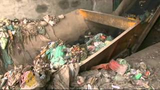 Pakistan's waste gets second life