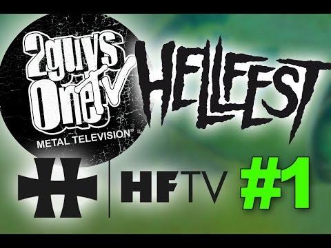 Hellfest TV 2013 Первый эпизод