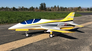 Freewing 80mm Avanti S - High Wind Flight
