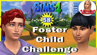 The Sims 4 / Foster Child Challenge Pt 58: Cantina Brawls