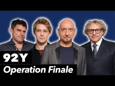 Operation Finale With Sir Ben Kingsley, Joe Alwyn And Chris Weitz, Moderated By Thane Rosenbaum