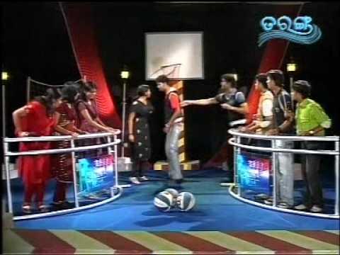 Krupajal Boy Slapped By A Girl  In Oriya Reality Tv Show video