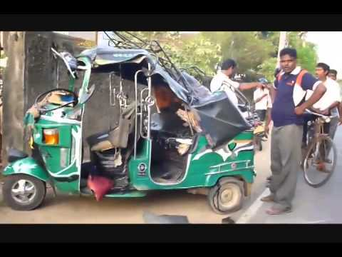 ATHIRADY News - Accident In Jaffna