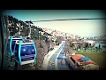 Eyüp - Pierre Loti Aerial Tramway | My Istanbul Diary [English Sub]