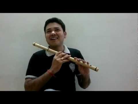 Hum Hain Is Pal Yahan (flute Version) video