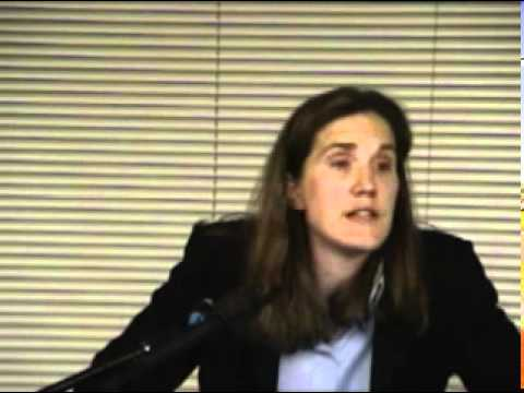 Caroline Elkins - Colonial War Crimes in Kenya:  Prospects for Reconciliation