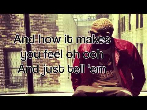 Chris Brown Tell Somebody Lyrics
