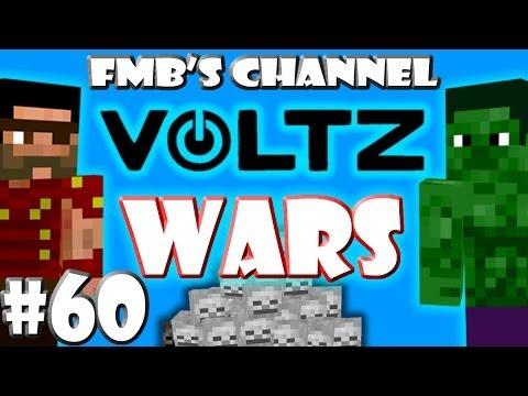 Voltz Wars #60 ME Auto Crafting!