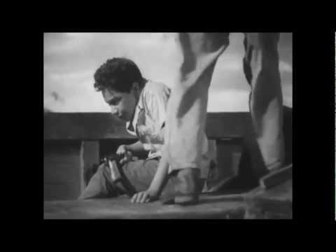 ЧЁРНАЯ ЧАЙКА  (нарезка из советского  фильма)