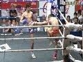 Muay Thai Knock Out - HUGE KNEE, BODY KICK K.O.