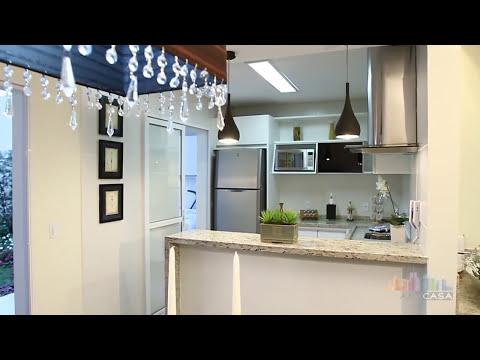 Cozinha Integrada - Sena Construções