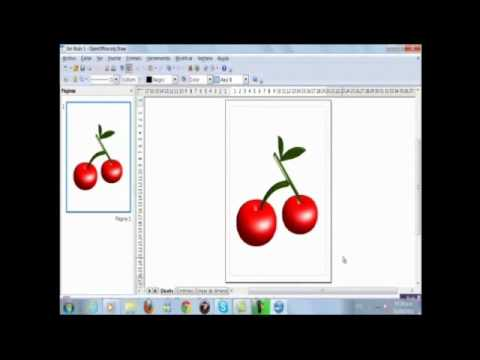 openoffice draw.wmv
