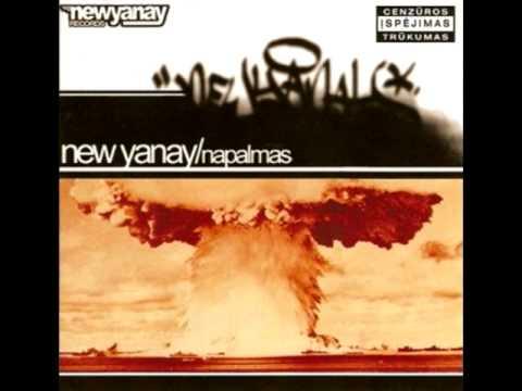 Newyanay - Prarastas Amzius (Baltasis Suo Spagis Scratch Dj Nexas)