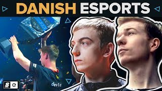 Why is Denmark so good at esports?