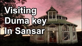 Visiting Duma Key in SANSAR