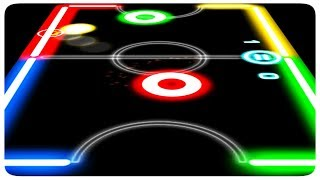 AIR HOCKEY 3D, Funny game For Kids ,Gameplays Android and IOS