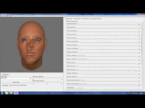 Introduction to FaceGen Modeller