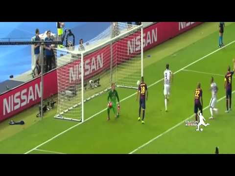 FC Barcelone 3-1 Juventus Goals by CHAWALI
