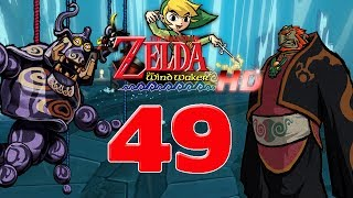 Let's Play The Legend of Zelda The Wind Waker HD Part 49: Final Ganon Battle & Credits
