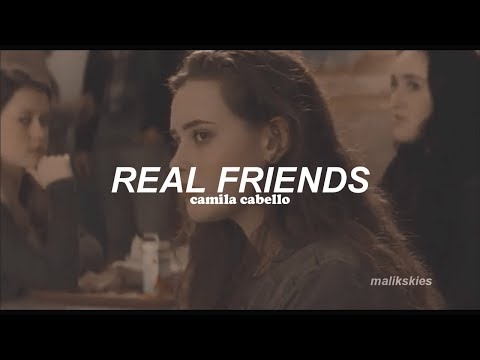 Camila Cabello - Real Friends (Traducida al español) MP3