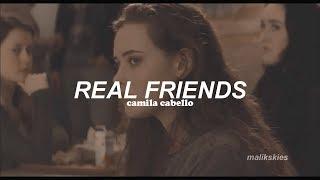 Download lagu Camila Cabello - Real Friends (Traducida al español) gratis