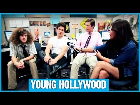 WORKAHOLICS on Charlie Sheen & Crappy Jobs - QUIET ON THE SET