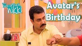 Avatar Singh's Birthday | Best of Luck Nikki Season 1 New Show | Funny Kids Show 2018