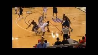 MEJORES FINTAS Y REGATES NBA 2012