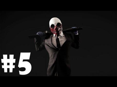 Играем в Payday: The Heist - Серия 5 (Алмазная охота)