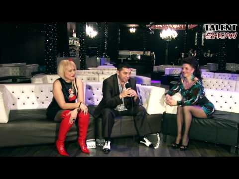 INTERVIU TALENT SHOW LA MYNELE TV