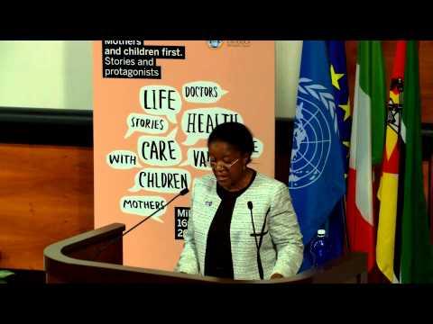 Dr.Zainab Hawa Bangura / 19