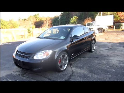 2006 Chevrolet Cobalt SS 2dr cpe Start Up. Exhaust Engine & In Depth Tour