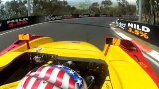 Porsche RS Spyder laps Bathurst