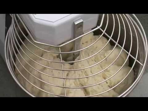 Impastatrice professionale per pane usata