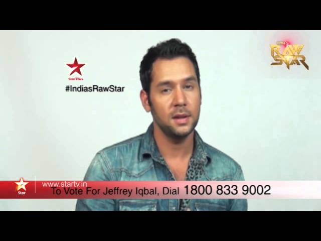 India's Raw Star Episode 13: Vote for Jeffrey